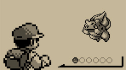 Un Pokémon sauvage apparaît !