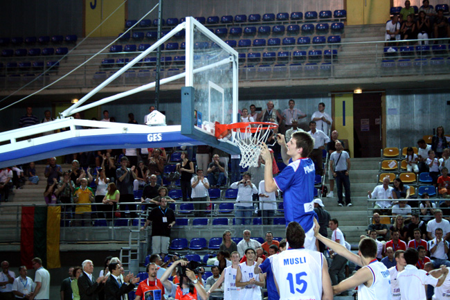 photo championnat d'europe basketball u18 valgal