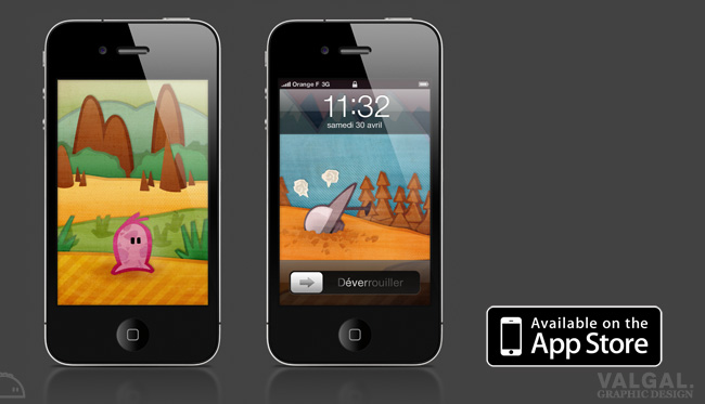 Application iPhone Game Design