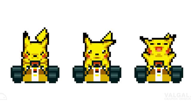 Zelda : Hyrule Warriors - WIIU  Mario-Kart-Pikachu