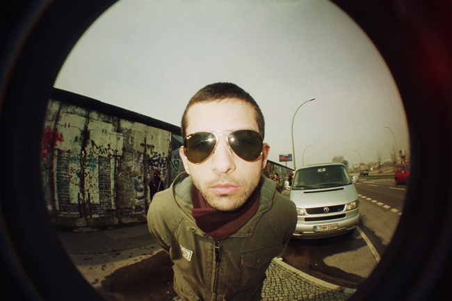 lomography fisheye