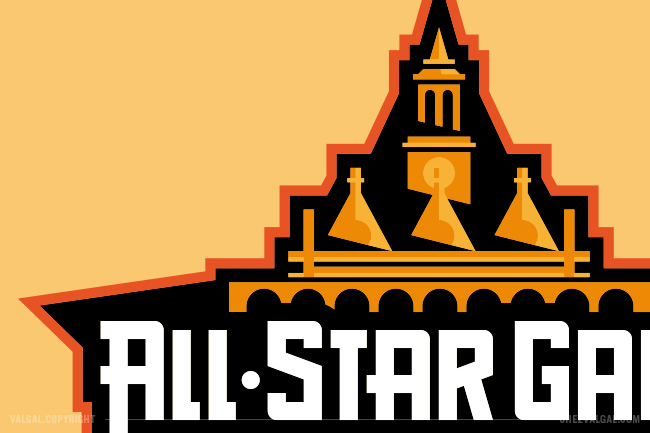 Graphiste - All Star Game Fever Logo - Basketball