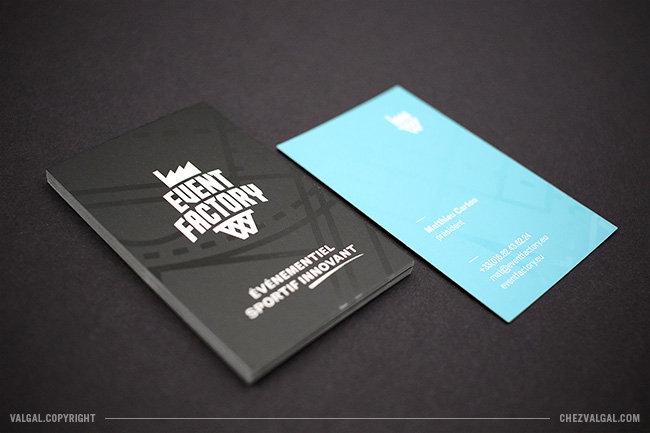 graphiste freelance - carte de visite